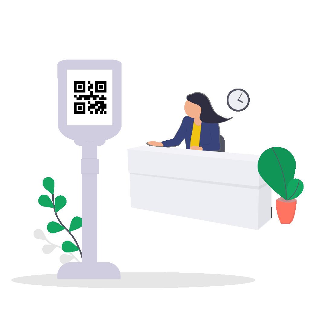 Controllo accessi coworking tramite registro digitale - Safe Check In