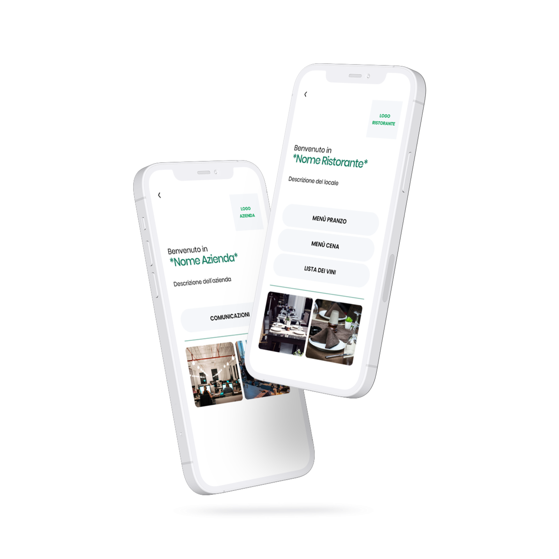 Safe Check-in - sistema controllo accessi app per aziende #1