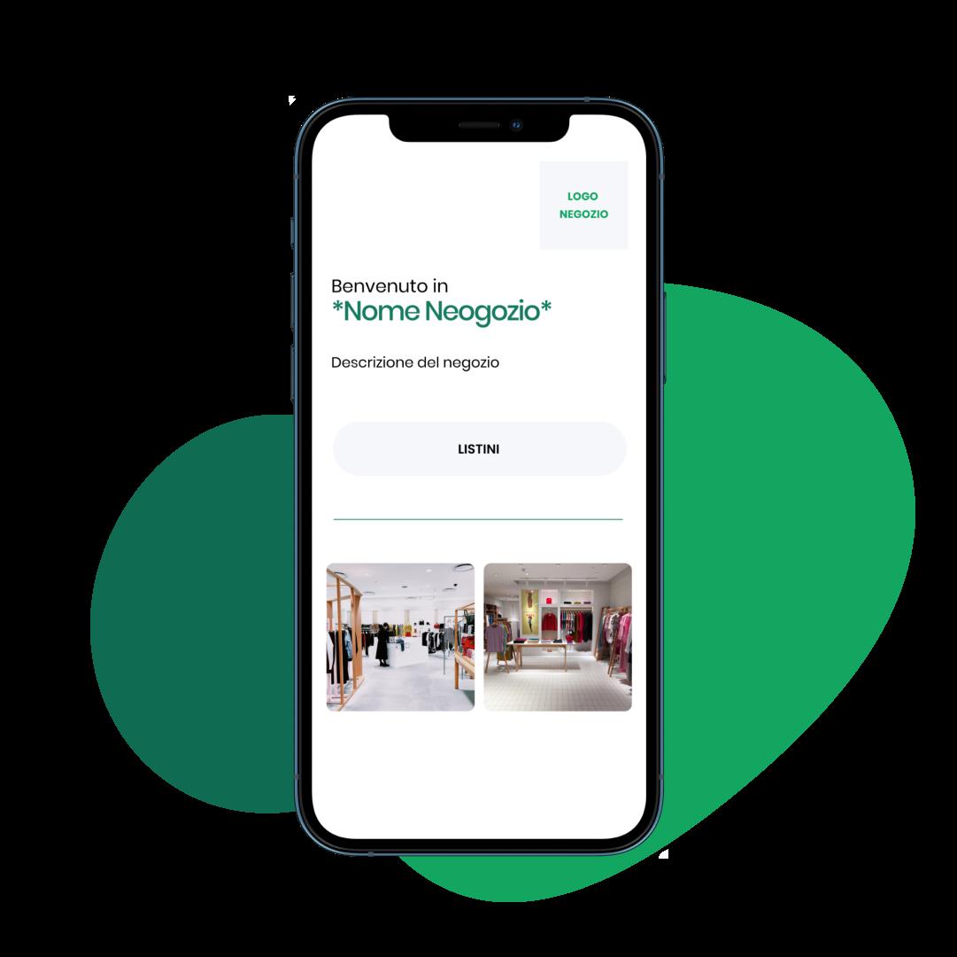 Controllo accessi negozi tramite registro digitale - Safe Check In